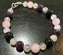 rose quartz crystal bracelet images Rose quartz crystal bracelet best bracelets jpg