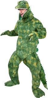 godzilla costume s godzilla costume clothing