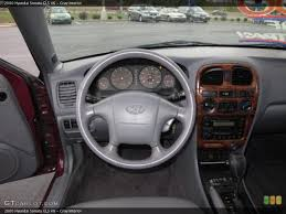 2000 hyundai sonata information and photos zombiedrive