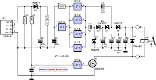 computer off switch circuit diagram the circuit