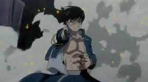colonel mustang roy mustang character vine