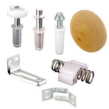Door Knob Type Shop Bifold Closet Door Hardware Kits At Lowes Com