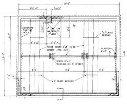 Slab Foundation Floor Plans Construction Drawings