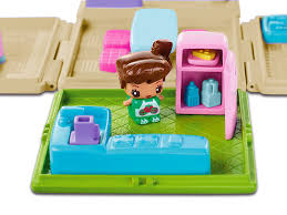 amazon com my mini mixieq u0027s apartment playset toys u0026 games