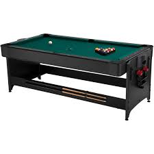 triumph sports 3 in 1 rotating game table fat cat pockey 7 3 in 1 game table walmart com