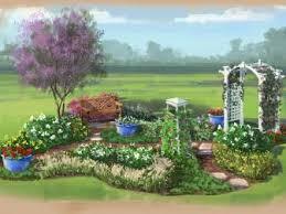 landscaping gardening hardscaping planting hgtv