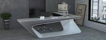 large l desk futuristic l shaped desk for modern workspaces digsdigs