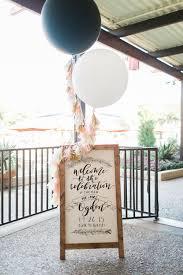 oversize balloons 36 inch balloons balloon wedding sign
