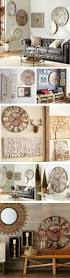 best 25 large rustic wall clock ideas on pinterest rustic wall