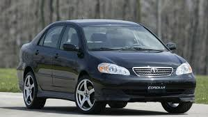 2005 toyota corolla review used car review 2003 to 2006 toyota corolla the chronicle herald