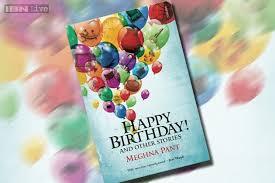 happy birthday book book extract happy birthday by meghna pant news18