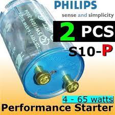 Where Is The Starter In A Fluorescent Light Fixture 2 Pcs Philips Fluorescent Light Tub End 8 16 2019 10 15 Am
