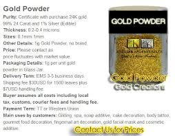 where to buy edible gold leaf aurum and argentum co 24k gold leaf gold flakes and gold powder 2013
