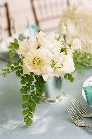 Floral Arrangements Centerpieces A Williamsburg Wedding Mint Julep Cup Floral Arrangements