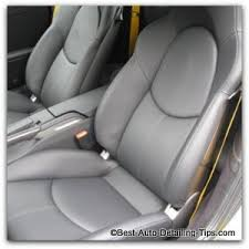 Best Upholstery Cleaner For Car Seats For Truly Clean Leather Car Seats Learn What The Professional Uses