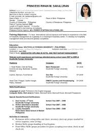 How Do You Do A Job Resume by Make A Cv Online How To Write A Resume Online R Eacute Sum Eacute