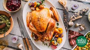 enter for a chance to win a whole foods thanksgiving dinner