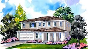 residence 3 floor plan in toscano at terracina calatlantic homes