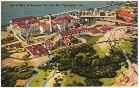 Map Of Amelia Island Florida by Aerial View Of Rayonier Inc Pulp Mill Fernandina Digital