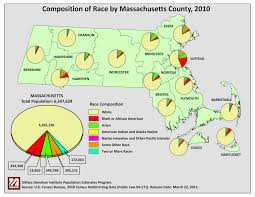 Massachusetts Map Cities And Towns by Introduction