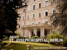 St Joseph Home by Giving Birth At St Joseph Hospital In Berlin Berlin For All The