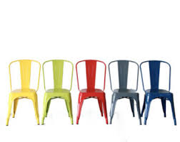 Tolix Armchair Custom Painted Tolix Style Stool In The Color Of Your Choice