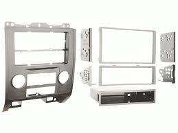 amazon com metra 99 5814s single or double din installation dash