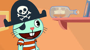 image s3e22 russell u0027s pirate ship png happy tree friends wiki