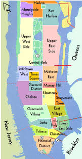 map of nyc new york city maps nyc and manhattan map