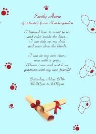 kindergarten graduation announcements new graduation invitation words for physical therapy graduation