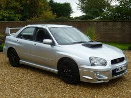 subaru wrx turbo used grey subaru impreza for sale south yorkshire