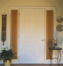 Entry Door Curtains Entry Door Side Panel Curtains How To Purchase Transparent Side