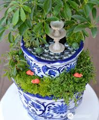 Design Flower Pots Flower Pot Miniature Fairy Gardens Bystephanielynn
