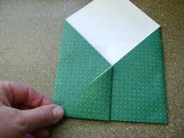 How To Fold Paper For Envelope Easy Origami Envelope