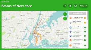 Nyc Subway Map App by Citymapper U0027 App Translates Confusing Mta Alerts Into Easy To Read