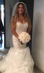 custom made wedding dress fiore couture custom made 1 499 size 8 used wedding dresses