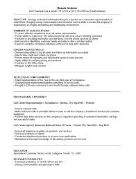 Call Center Resumes Extra Ordinary Resume Resume Fashion Internship Medical Testing On