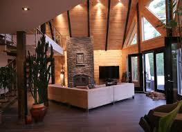 stunning home interiors modern interior contemporary design meets stunning log home