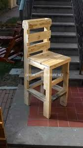 Patio Furniture Made With Pallets - sillas para una barra hechos con madera de palets buscar con