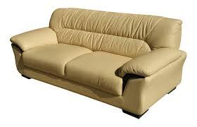 federkern sofa beiges 3er sofa mit federkern 327 3 317 mapo möbel