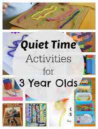 54 mess free time activities for 3 year olds how wee learn