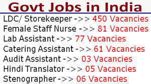 catering assistant jobs government jobs 2017 18 for 10th 12th graduates engineers
