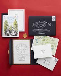 wedding stationery that isn u0027t girly martha stewart weddings
