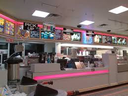 braum u0027s fast food and ice cream order counter we are not foodies