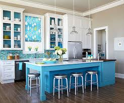 should your kitchen island match your cabinets make your kitchen island stand out with paint or stain 2