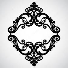 baroque ornament stock vector annapoguliaeva 39594651