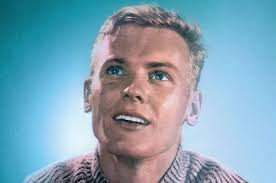 curly blonde hair actor back in the 50s looks like actor on the mentalist once closeted 1950s movie star says gay men still can t succeed in