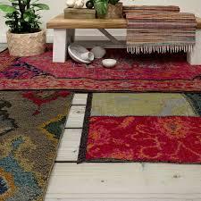 Multi Coloured Rug Uk Ian Snow Hand Woven Multi Coloured Area Rug U0026 Reviews Wayfair Co Uk
