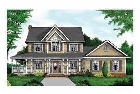 wrap around house plans eplans cottage house plan country farmhouse with wraparound