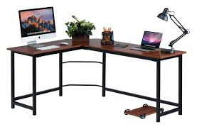 red barrel studio ohioville stylish l shaped computer desk